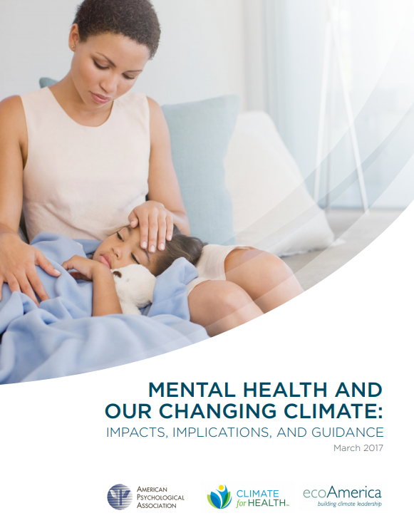APA Report on adaptation to Climate Change