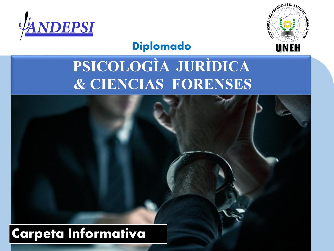 Diplomado Psicología J, y Ciencias F.